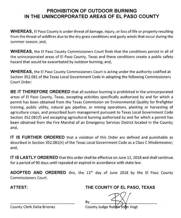June 2018 - Posts - Sheriffs News