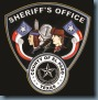 EP SHERIFFF patch color on blackcopy