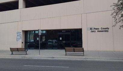 County of El Paso Texas - Jury Duty Service